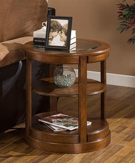 glass top living room tables glass top round end table overstock shopping great