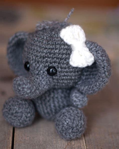 pattern crochet animal pattern crochet elephant pattern amigurumi elephant pattern
