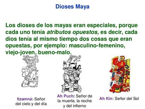 los dioses de cada estructura y organizaci 243 n pol 237 tica de los mayas