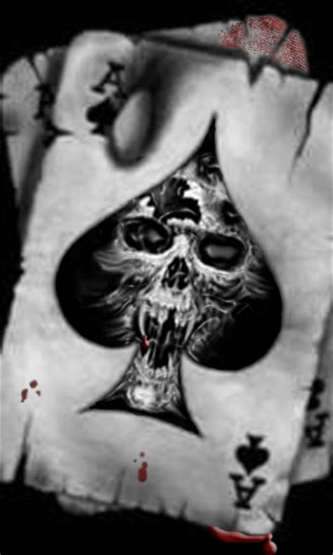 skull cards tattoo designs skull cards by tragicangel on deviantart