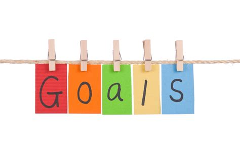 images of goals 8 goals for this semester