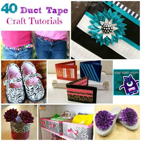 duct craft for maybaby diy duct crafts