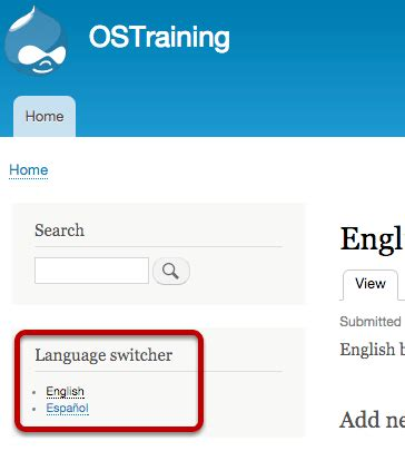 drupal theme language switcher 5 steps to build a drupal 8 multi lingual site