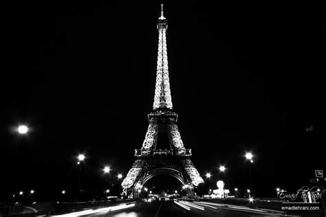 black and white eiffel tower wallpaper eiffel tower at night wallpapers wallpaper cave