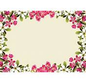 Vintage Floral Borders And Frames Free Car Tuning
