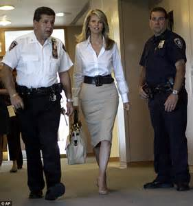 Brinkley And Cook Meet In Court by Diana Bianchi At The Centre Of Christie Brinkley S 2008