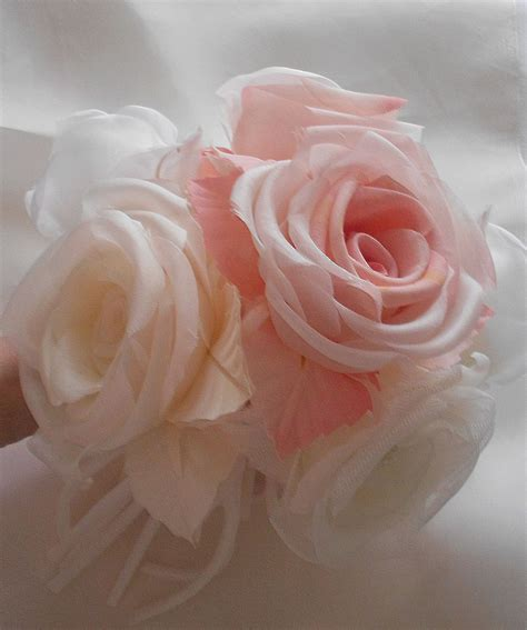 tutorial rose di organza bouquet benvenuti nel mio showroom virtuale by cid 236 emm 232
