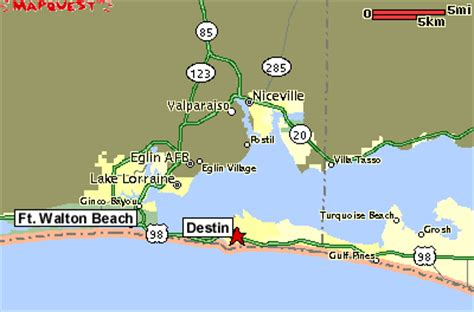 map of destin florida area alf img showing gt destin and surrounding areas map
