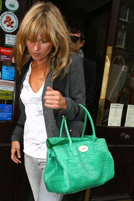 Name Kate Mosss Designer Purse by New Accessory For Summer 2009 Green Handbags