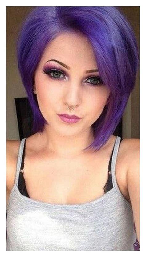 27 süße Haarfarbe für kurzes Haar 2018   Trend Frisuren Stil