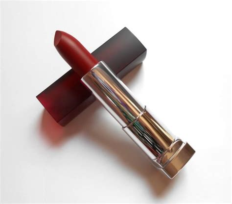 Maybelline The Powder Mattes Lipstick maybelline the powder mattes colorsensational lipstick
