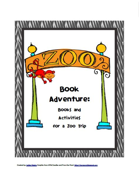 printable zoo animal book ready set read free printables zoo activities and books