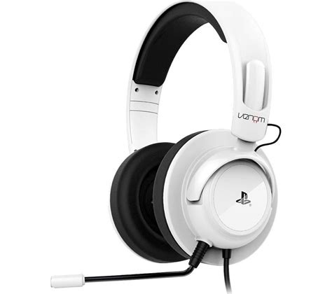 Headphone Venom venom vs2731 vibration stereo gaming headset white deals pc world