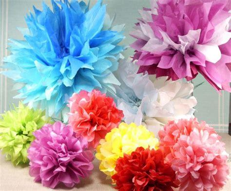 fiori in carta velina fiori di carta velina come realizzarli soluzioni di casa