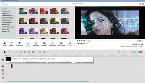 tutorial edit video dengan wondershare filmora wondershare filmora video editor 8 2 2 1 with crack free