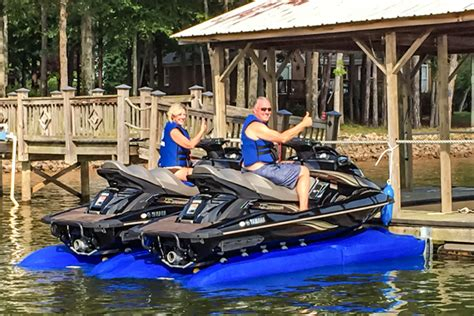 hydrohoist boat lifts for sale texas hp pro jet ski dock from hydrohoist boat lifts pwc lift