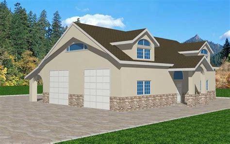 Garage, Concrete Block/ ICF Design House Plans   Home