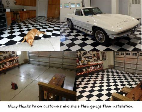 cheap garage and basement floor tiles