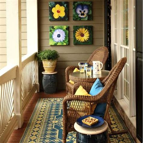 25 best ideas about apartment patio decorating on