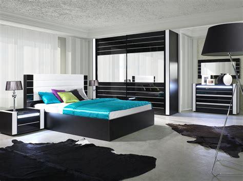 exklusive schlafzimmer komplett hochglanz schlafzimmer komplett schwarz