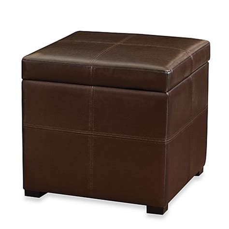 bed bath and beyond ottoman jackson ottoman with tray top www bedbathandbeyond com