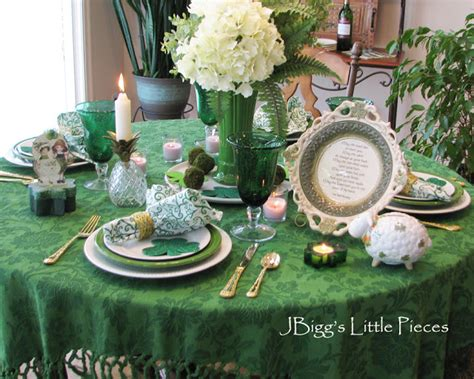 Cing Cottage Aux Hamacs may days st s day tablescape