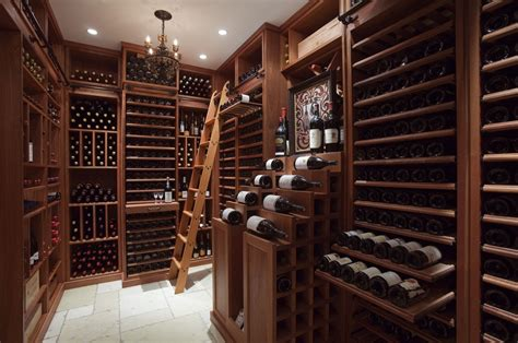 wine cellar ideas for basement furniture wine cellar racks design with stairs and recessed lighting plus chandelier for