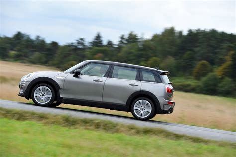 Mini Silver new mini clubman gallery and specs released 274 pics