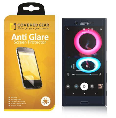 Anti Gores Glare Sony Xperia U coveredgear anti glare sk 228 rmskydd till sony xperia x compact themobilestore