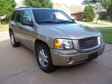 how to sell used cars 2006 gmc envoy xl lane departure warning buy used 2006 gmc envoy sle 4x4 in edmond oklahoma united states for us 10 900 00