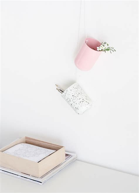 hanging desk organizer 18 cheap but beautiful diy home decor ideas