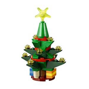 lego 30186 lego creator christmas tree brand new free