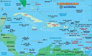 Caribbean map caribbean islands map of the caribbean west indies
