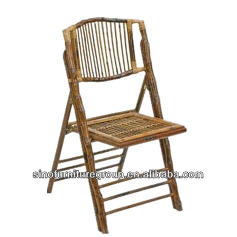chaise bambou chaise de jardin en bambou chaise pliante en bambou