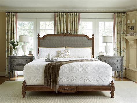 fine furniture design boulevard king bed vanderbilt