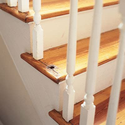 replacing banisters scope out the situation how to replace a baluster this