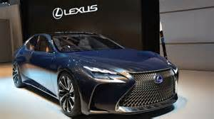 cool reading ls 2018 lexus ls will have cool interior stuff 2017 2018