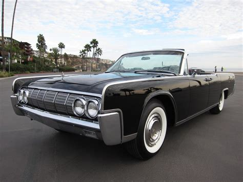 1964 lincoln continental convertible for sale