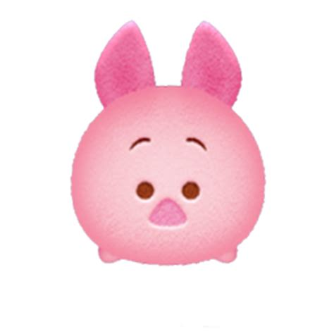 Gamis Tsum Tsum Pink piglet disney tsum tsum wiki fandom powered by wikia