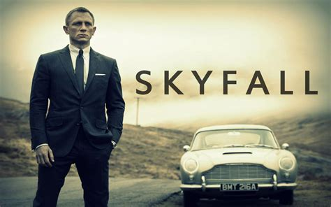 film baru james bond daniel craig skyfall sfondo and sfondi 1600x1000 id
