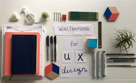 ux design idea wireframing for ux design sketch your big idea carlye