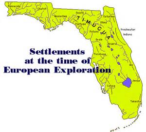 16th century settlements florida department of state