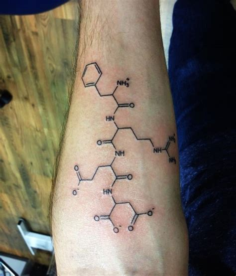 science tattoos 40 genius science ideas