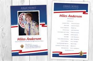 eagle scout court of honor program template 1000 images about eagle scout coh ideas on