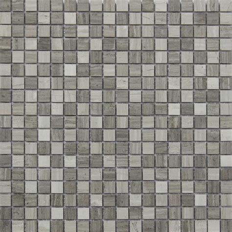Mosaique Pour Sol De 2942 by Mosa 239 Que Sol Et Mur Mineral Cottage Gris Leroy Merlin