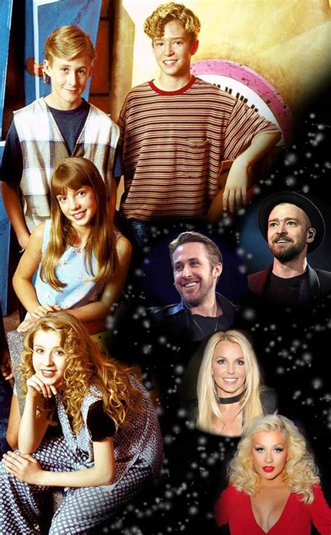 ryan gosling on mickey mouse club ready to launch inside britney spears justin timberlake