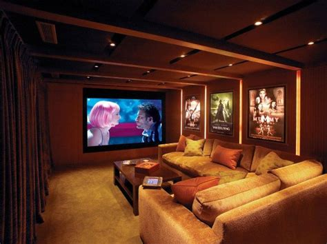 Top 25 Home Theater Room Decor Ideas And Designs | best 25 home theater rooms ideas on pinterest theatre room