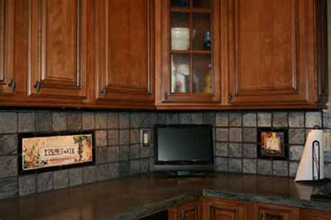 Backsplash Tile Ideas Small Kitchens Kitchen Backsplash Designs Afreakatheart