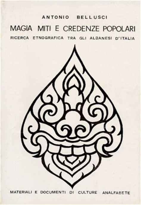 credenze popolari italiane biblioteca bellusci on line