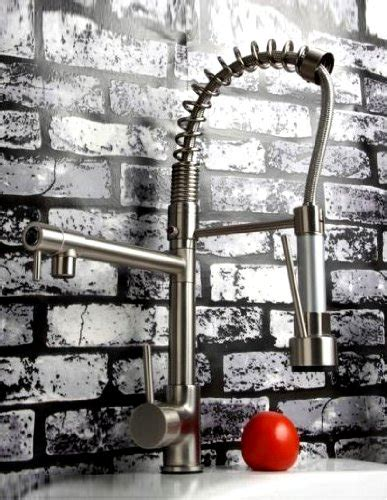 buy riobel bi201 bistro tall kitchen faucet with spray at how about ouku deck mount kitchen sink faucet swivel two